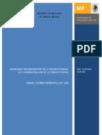 Medicion y Mejoramiento de La Productividad - u3-Admon de La Productividad - Ing Corona - Trabajo Final