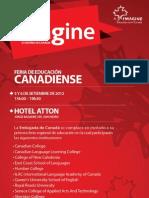 Quiere estudiar en Canadá - Clic aquí