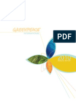 Greenpeace Annual Report