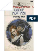 Carole Mortimer - Lifelong Affair (b&w) (PDF)