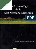 atlas arqueológico de la alta montaña mexicana