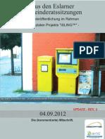 Aus den Eslarner Gemeinderatssitzungen, 04.09.2012 | Rev. 2