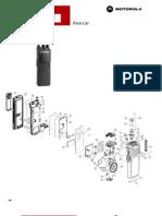 XTS5000 Parts Catalog