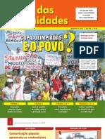 Jornal - Vozes Das Comunidades - 09-2012