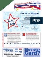 Blue Star Card Newsletter September 2013