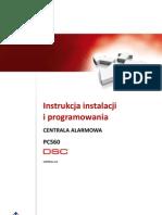 DSC PC560 v1 0 Inst