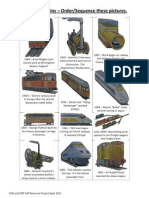 5  history of trains