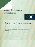 Presentacion en IAB Now Buenos Aires