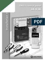 JA 83 Instalator