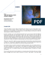 Brochure - New Revelation - About the Cosmic Creation
