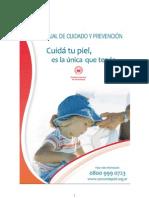 Manual de Cuidado y Prevención - Sociedad Argentina de Dermatología