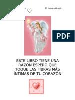 Libro El Amor está en ti 70 color
