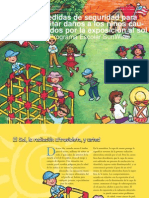Medidas de seguridad para evitar daños a los niños causados por la exposición al sol - Programa SunWise - EPA