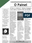 NCEIJ - O Painel - Nº 21 - 29/08/2012