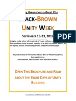Black Brown Unity Program