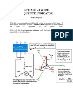 3 PHASE Secuence