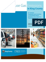 King County GHG Study 2012