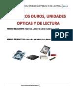 3.-Discos Duros,Unidades Opticas y de Lectura