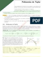 Polinomios de TaylorR
