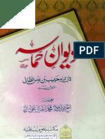 Deewan-e-Hamasa by - not found
