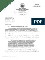 Hawaii Attorney General Report on Wailuku Main Street Association