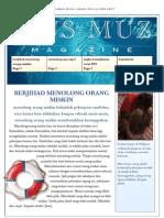Mus-muz 3:Syawal 1433H