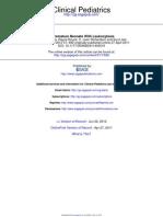 A Premature Neonate Lueucicitosis