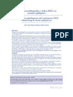 Electroencefalografía y vídeo-EEG en