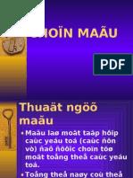PPDL- Chon Mau