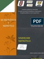 Sx Nefritico
