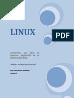 Comandos Linux Alma Ofelia
