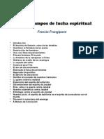 Los Tres Campos de Lucha Espiritual (Francis Frangipane)