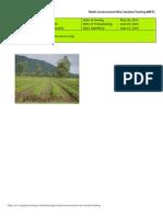 2012WS MET 1-Irrigated - Week 1 (June) IRRI