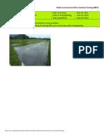 2012WS MET 1-Irrigated - Week 4 (June) IRRI