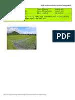 2012WS MET 1-Irrigated - Week 5 (July) IRRI