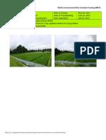 2012WS MET 1-Irrigated - Week 7 (July) IRRI