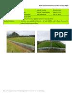 2012WS MET 1-Irrigated - Week 8 (July) IRRI