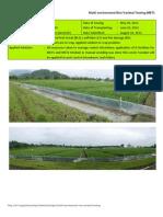 2012WS MET 1-Irrigated - Week 10 (August) IRRI