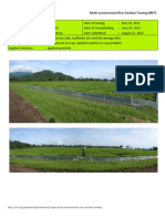 2012WS MET 1-Irrigated - Week 12 (August) IRRI