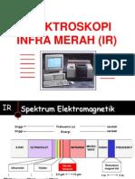 Penentuan Struktur FTIR