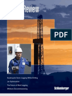 Oilfield Review ( SCHLUMBERGER)
