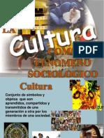 LA CULTURA COMO FENOMENO SOCIOLOGICO