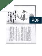 Anderson - Consideraciones sobre el marxismo occidental - La tradicion clásica