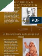 Sigmund Freud y El Desarrollo Psicosexual
