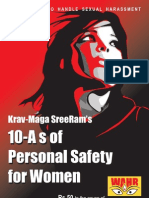 10As of Personal Safety for Women