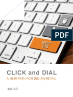 Click and Dial - A New Path for Indian Retail