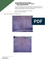 61) Receita De Tricô Á Máquina - Blusa Em 2 Fios Linha Industrial 2..28 (Fios Amparo)- PARTE COSTAS-Esquema Com Carro de Croche-Tamanho 44/46