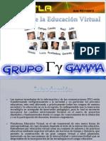 Grupo Gamma-Factores de La Educacion Virtual