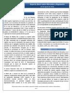 Mercado-regulación Agosto 2012