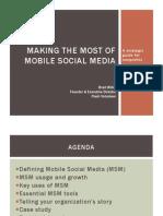 Mobile Social Media Presentation (Final)